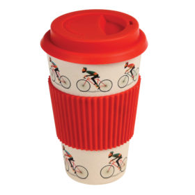 kestokuppi bicycle pyöräilijä