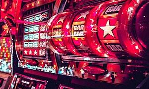 Ein gewinnbringender Spielautomat