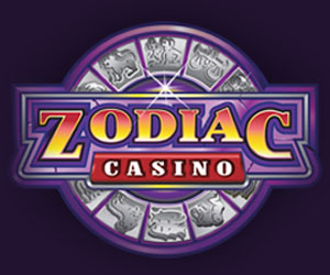 Zodiac Casino - die Website mit progressiven Slots