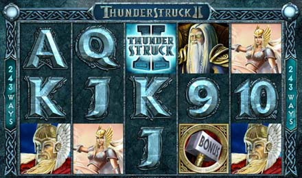 Spielautomaten in den Online Casinos