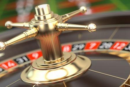 Roulette im Casino