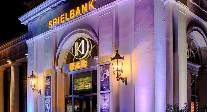 Eine Spielbank in Luxemburg - Eine vorübergehende Schließung