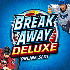Logo des Slots Break Away Deluxe