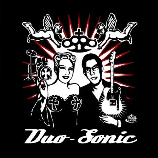 Dead by Mono Duo-Sonic Sonic Knuckle Bustin Rawkillbilly 7""