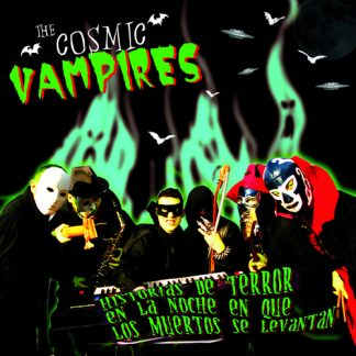 "THE COSMIC VAMPIRES - Historias de Terror 10"""