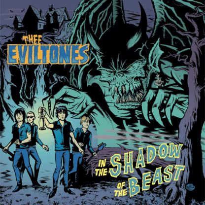 The Eviltones In the Shadow of the Beast LP
