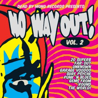 Dead by Mono Various Artists No Way Out Volume 2 CD