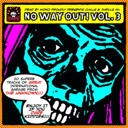 V/A: NO WAY OUT! Volume 3 CD