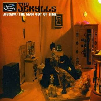 """THE JEKYLLS - Jigsaw / The Man Out Of Time 7"""""""