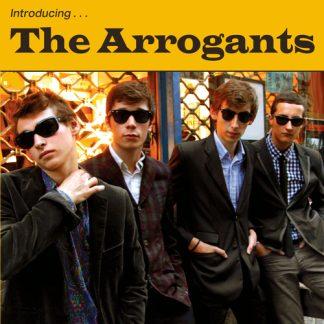 "THE ARROGANTS - Mr Devil 7"""