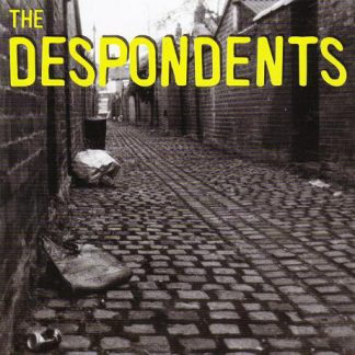 THE DESPONDENTS - Dressed In Black CD