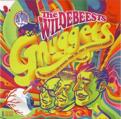 THE WILDBEESTS - Gnuggets CD