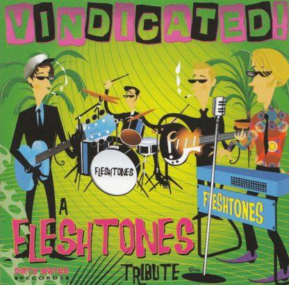 V/A - Vindicated! - A Fleshtones Tribute LP