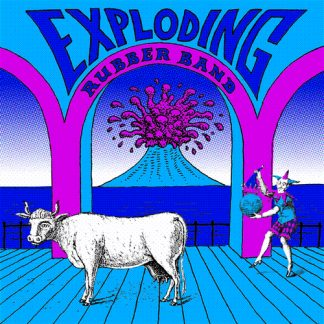 EXPLODING RUBBER BAND - Self Titled LP
