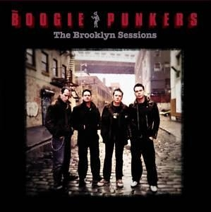 THE BOOGIE PUNKERS - Brooklyn Sessions LP