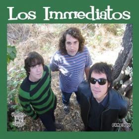 LOS IMMEDIATOS - Self Titled CD