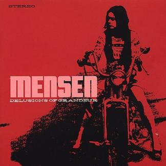 MENSEN - Delusions Of Grandeur CD