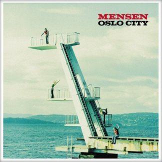 MENSEN - Oslo City CD