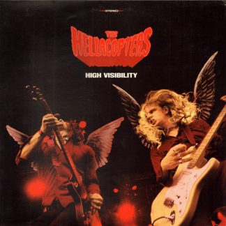 THE HELLACOPTERS - High Visibility CD