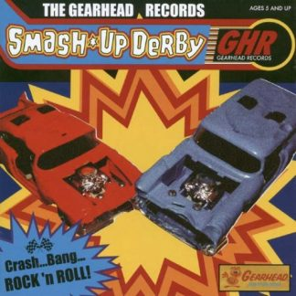 VA: SMASH-UP DERBY CD