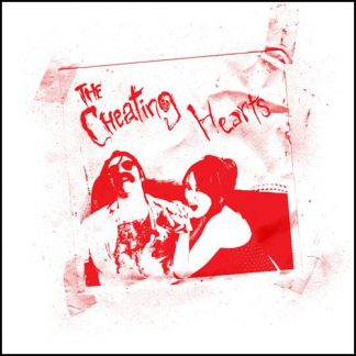 THE CHEATING HEARTS - Self Titled LP