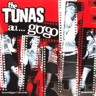 THE TUNAS - Au...GoGo CD