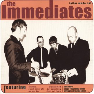 THE IMMEDIATES - Tailor Made Cut CD