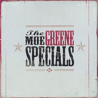MOE GREENE SPECIALS, The - The Vast Land CD