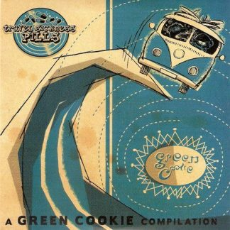 VA: TRAVEL SICKNESS PILLS - A Green Cookie Compilation CD