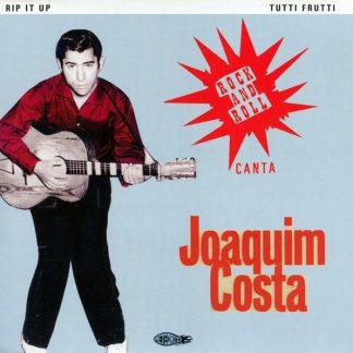 "JOAQUIM COSTA - Canta Rock And Roll 7"""