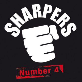 SHARPERS - Number 4 CD