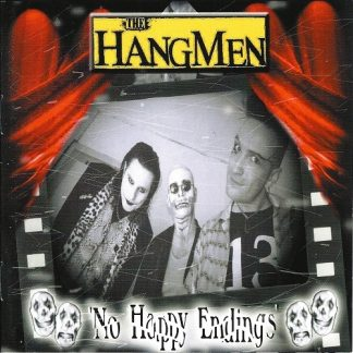 THE HANGMEN - No Happy Endings LP