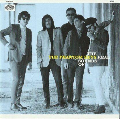 THE PHANTOM KEYS - The Real Sounds Of... CD