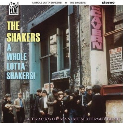 THE SHAKERS - A Whole Lot Of Shakers! LP