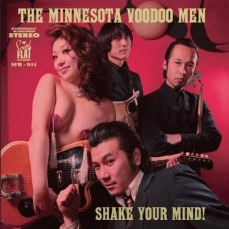 THE MINNESOTA VOODOO MEN - Shake Your Mind LP