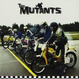 THE MUTANTS - Deathrace 3000 CD