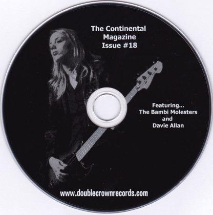 Continental Magazine #18 CD