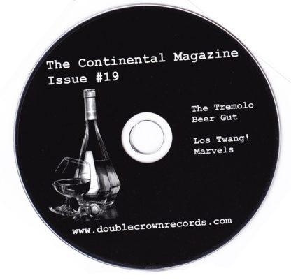Continental Magazine #19 CD