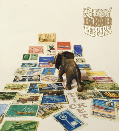THE CHERRY BOMB PEPPERS - Ticket LP