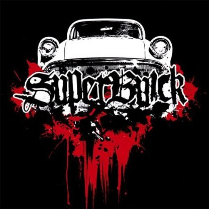 SUPERBUICK - Self Titled CD
