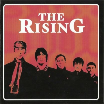 THE RISING - Self Titled CD