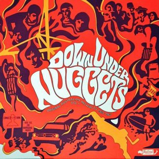 VA: DOWN UNDER NUGGETS - Original Australian Artyfacts 1965-1967 LP