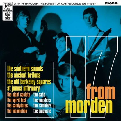 VA: 17 FROM MORDEN: A Path Through The Forest of OAK Records LP