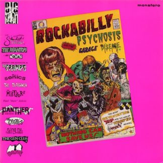 VA: Rockabilly Psychosis LP