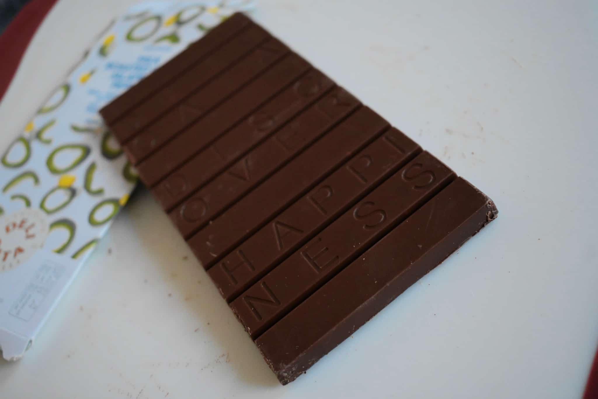 Delhaize Delicata Chocolade - Milk Roasted CornJalapeño Pepper