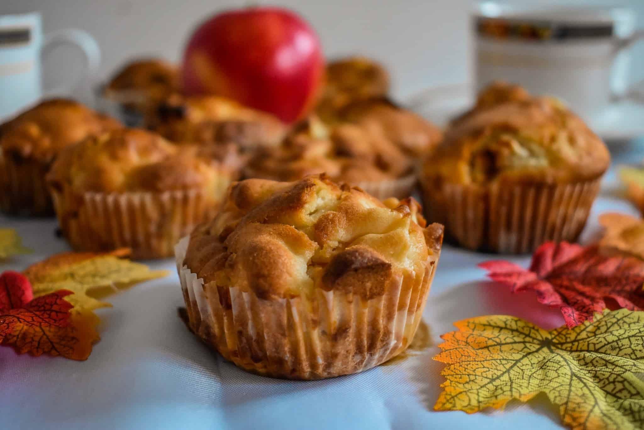 Appel Cupcakes