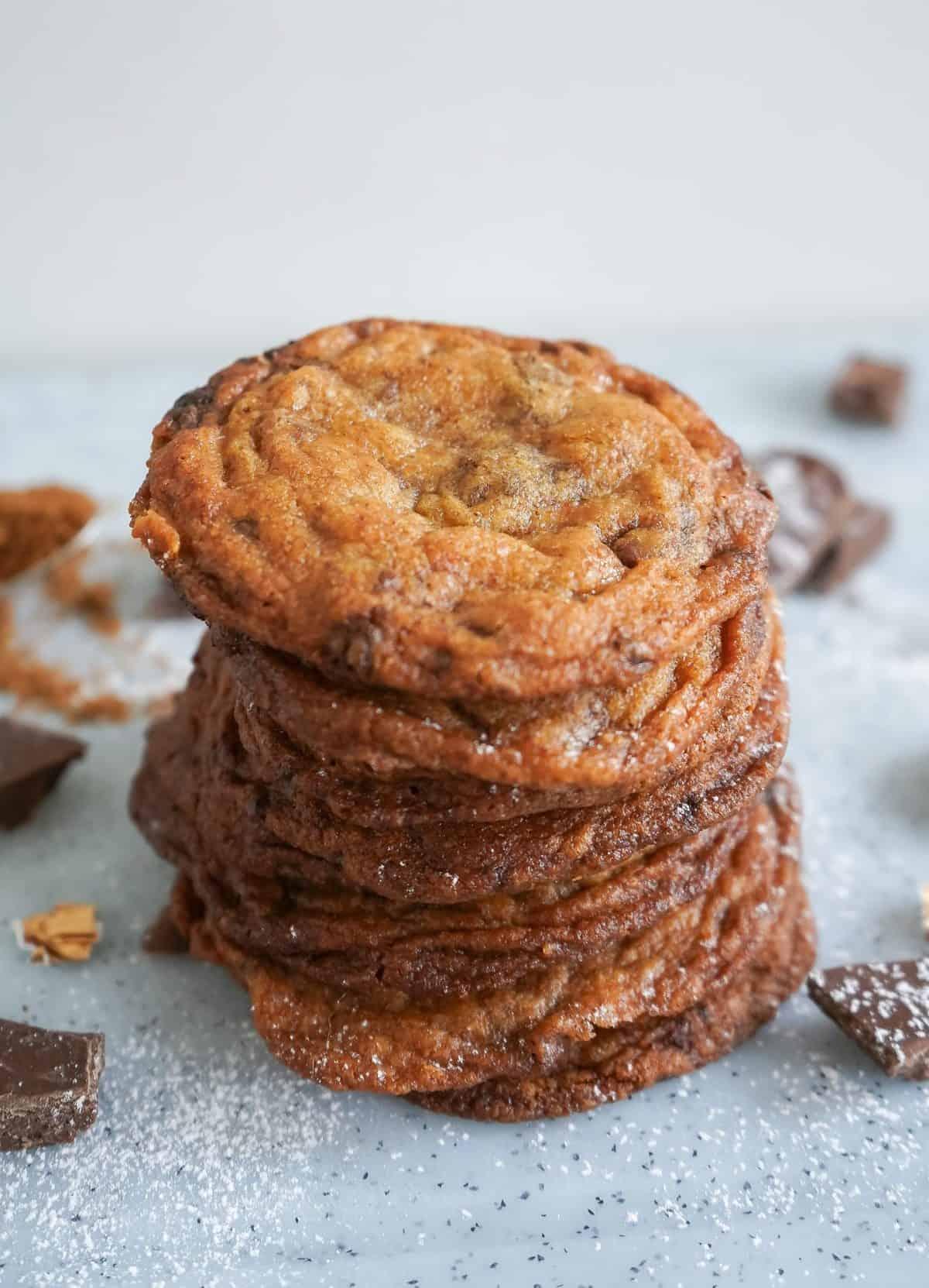 Chocolate Chunk Sugar Cookies