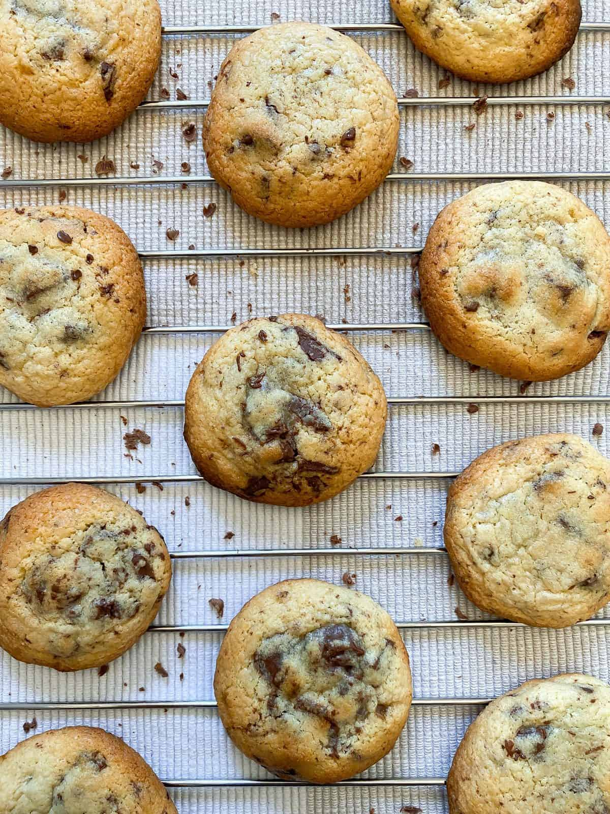 Levian Chocolate Chip Cookies
