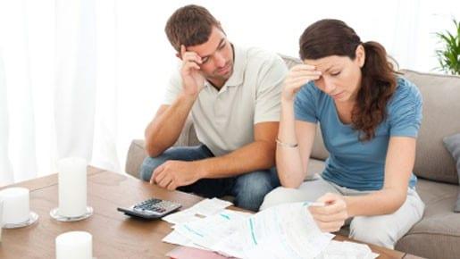 Økende gjeld