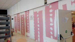 Instalación de placas de yeso laminado